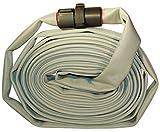 Dixon Valve M15100RAF Coupled Mill Hose, 112 psi Pressure, 100' Length, 1-1/2'' ID