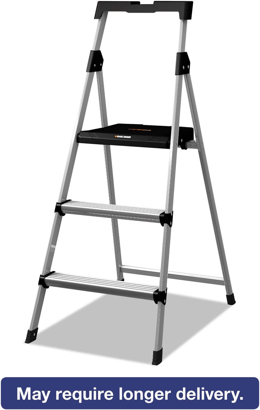 Louisville 4 ft. Step Stool