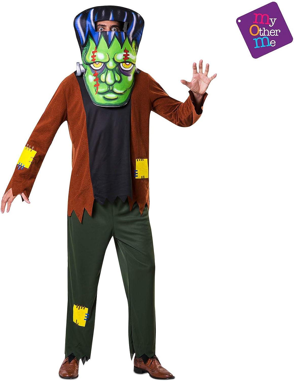 My Other Me Me Me - Halloween Frankenstein Disfraz, multicolor, M ...