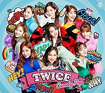 twice candy pop limited a version amazon com music