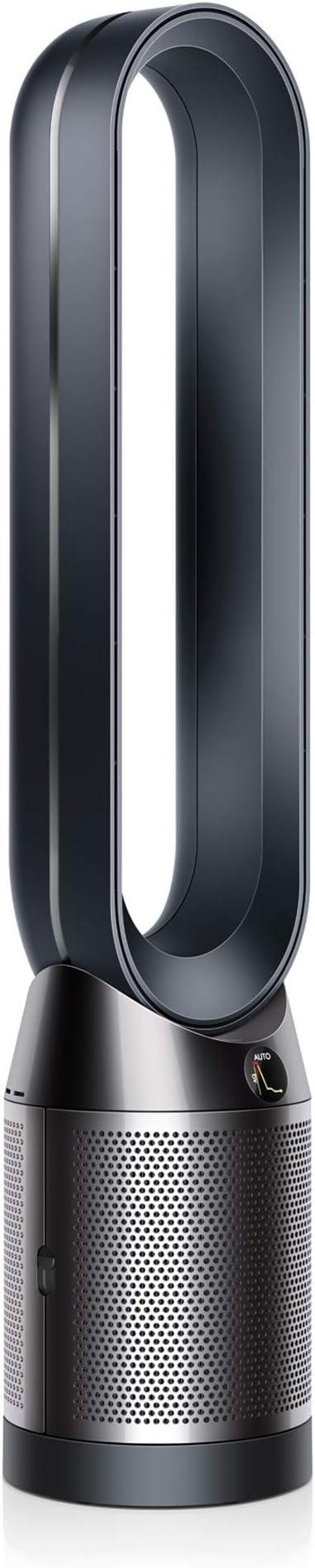 Dyson Pure Cool - Purificador de aire (64 dB, 1,8 m, Negro, Piso ...