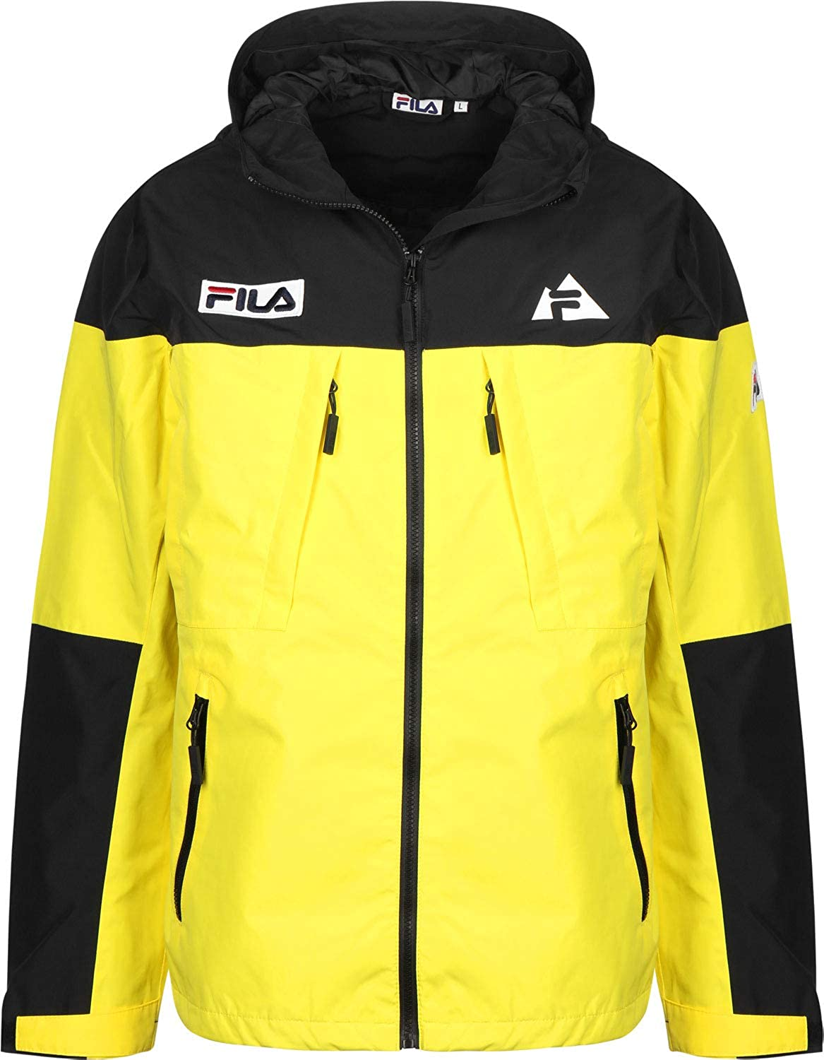 Fila Holt Chaqueta de Invierno Vibrant Yellow: Amazon.es ...