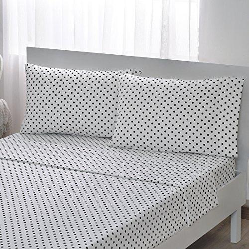 Brielle 100 Percent Cotton Flannel Standard