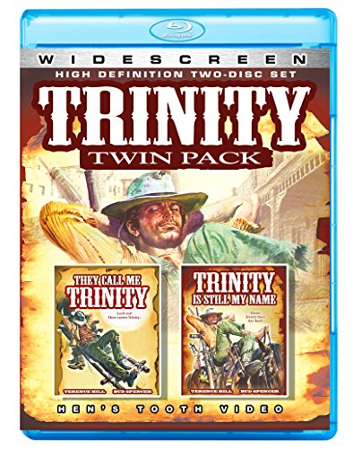 Trinity Twin Pack [Blu-ray]