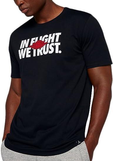 Camiseta Nike Jordan Sportswear Modern 1 Para Hombre: Amazon.es: Ropa y accesorios