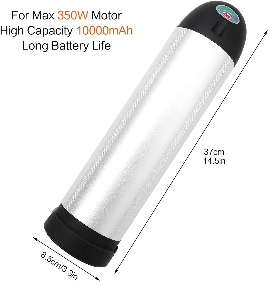 X-go Batterie Li-ION de Rechange pour Aldi Prophete MiFa Trio Samsung Zhenlong Phylion 52 V//48 V//36 V//24 V