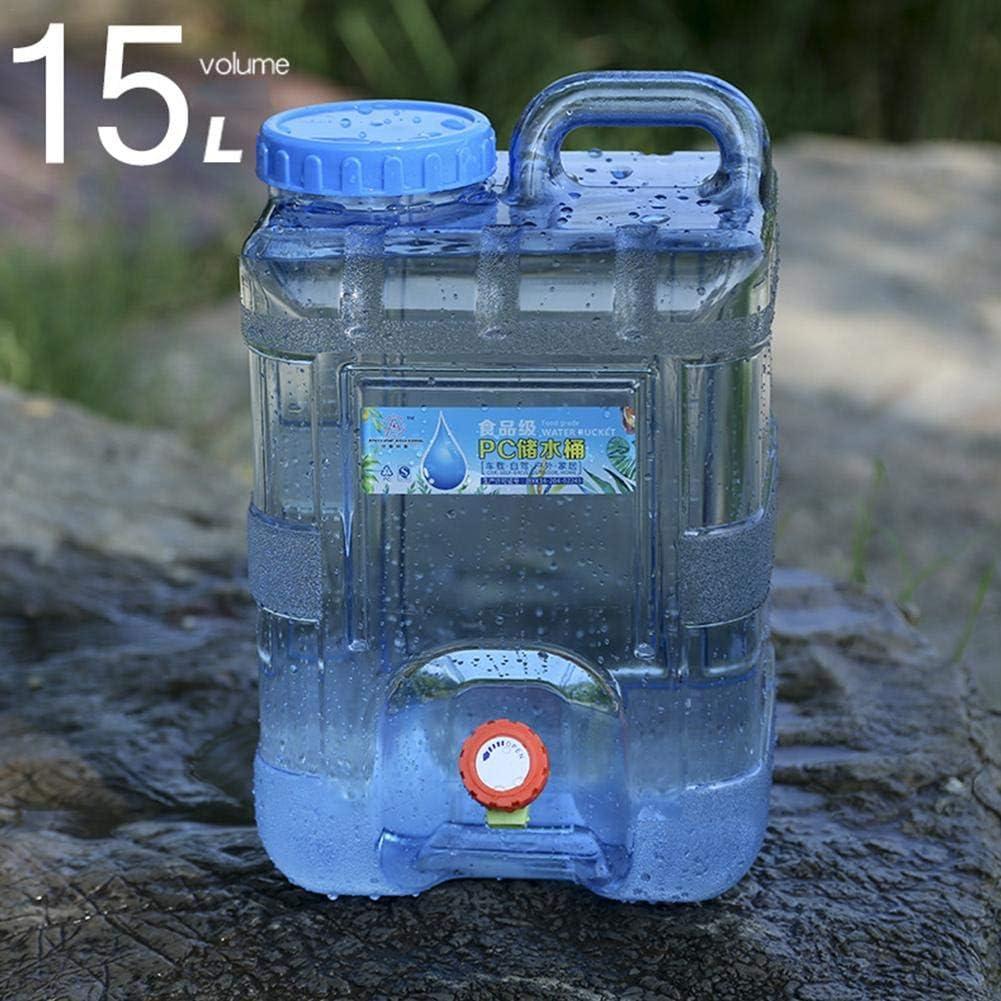 Unbekannt Camping Wasser Speicher Wasserhahn Wasser Eimer Tragbar Wasser Beh/älter