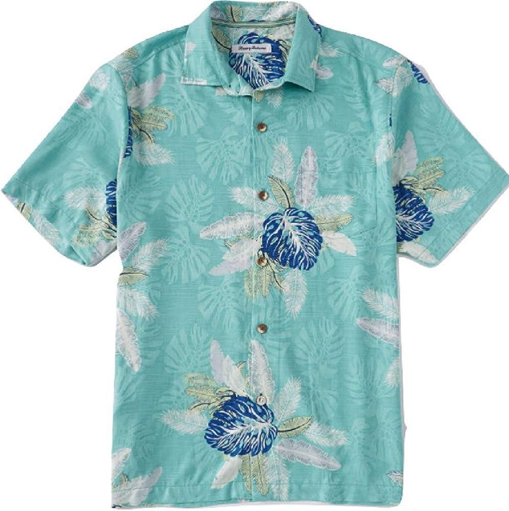 Tommy Bahama Coastal Gardens Silk Camp Shirt