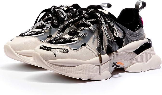 Amazon.com | Vimisaoi Chunky Sneakers