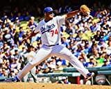 "Kenley Jansen Los Angeles Dodgers MLB Action Photo (Size: 8"" x 10"")"