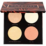 Bad Habit Paradise Highlighter Palette - 4 Shade Highlight Collection