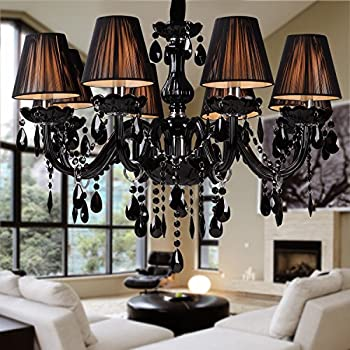 LightInTheBox Elegant Candle Style Crystal Chandelier with