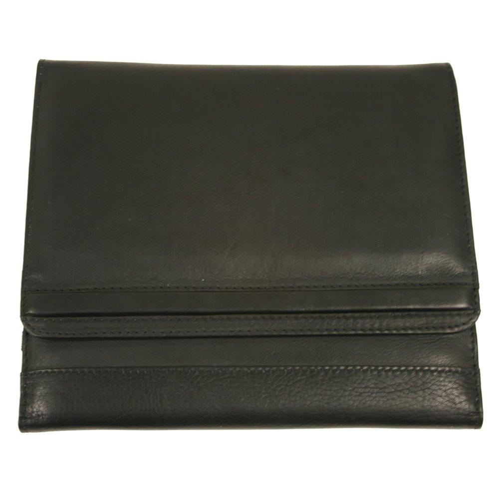 Piel Leather Ipad2 Envelope Case, Black, One Size