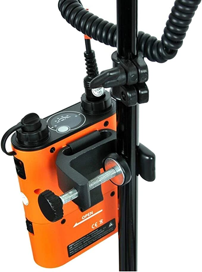 Fomito Studio Q Type Multifunctional Clip For Flashlight Speedlite Stand Powepack