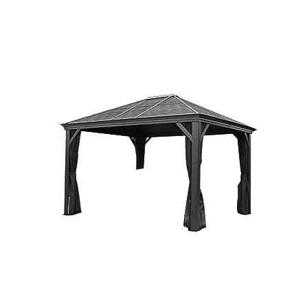 Sun Shelter Rustproof Aluminum Sojag Mykonos Galvanized Steel Sun