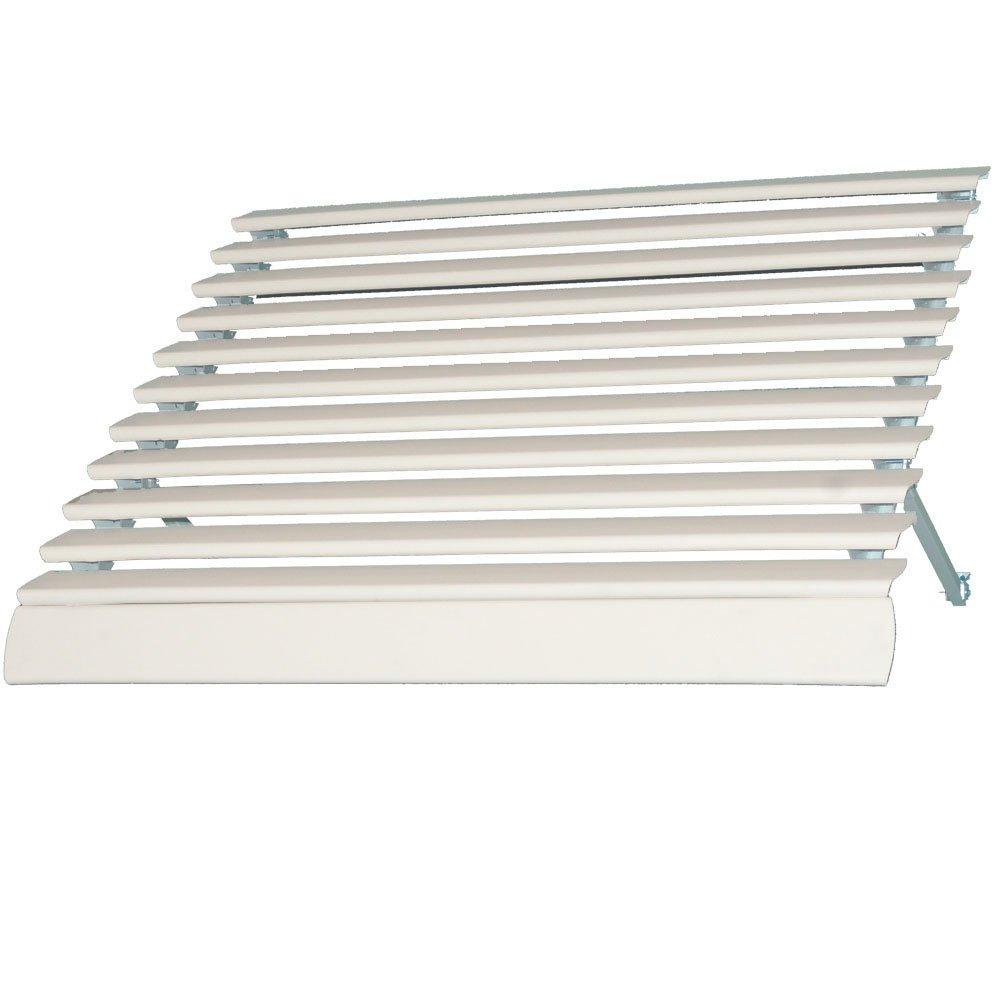 Americana Building Products Aluma Vue Awning, 32-3 4 by 78-Inch, White