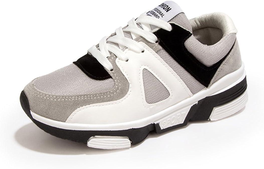 Mujer Malla Transpirable Zapatillas bajo Corte Zapatos/Zapatos de Mujer Planos/Deportes y Ocio Zapatos-A Longitud del pie=24.8CM(9.8Inch): Amazon.es: Zapatos y complementos