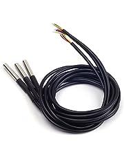PsmGoods DS18B20 Lot de 3 sondes étanches à température avec câble pour Arduino CLW1010