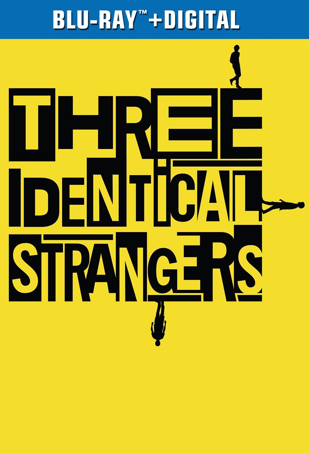 Blu-ray : Three Identical Strangers (Digital Copy)