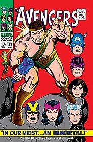Avengers (1963-1996) #38 (English Edition)