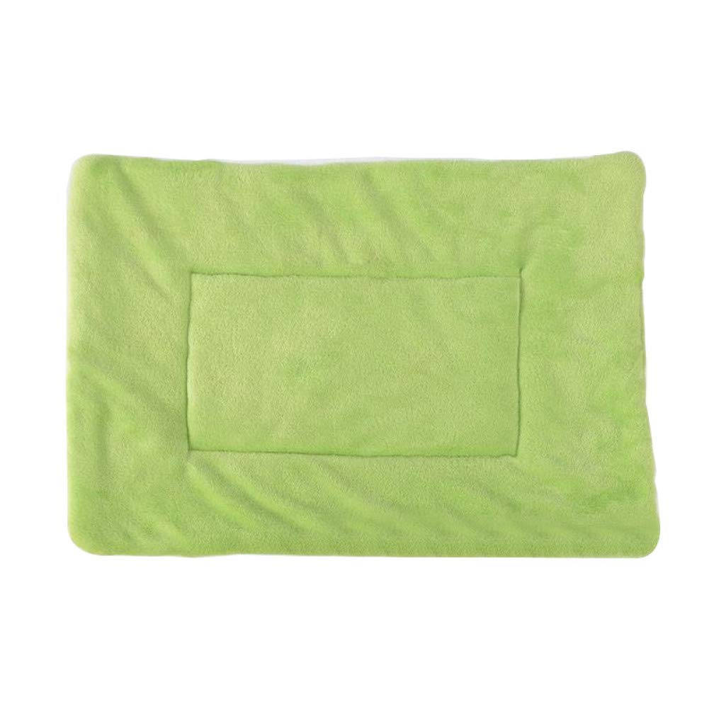 CZHCFF Dog blanket warm padded dog pad pet dog bed winter cat bed puppy pad