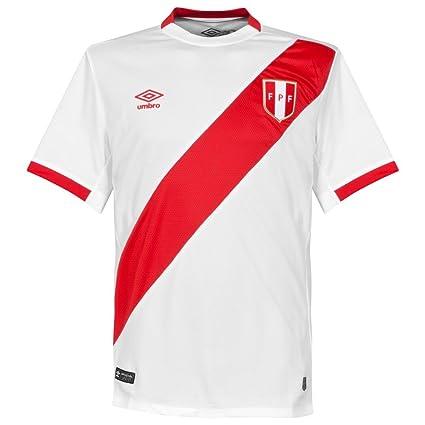Peru Home Jersey 2015 - 2016
