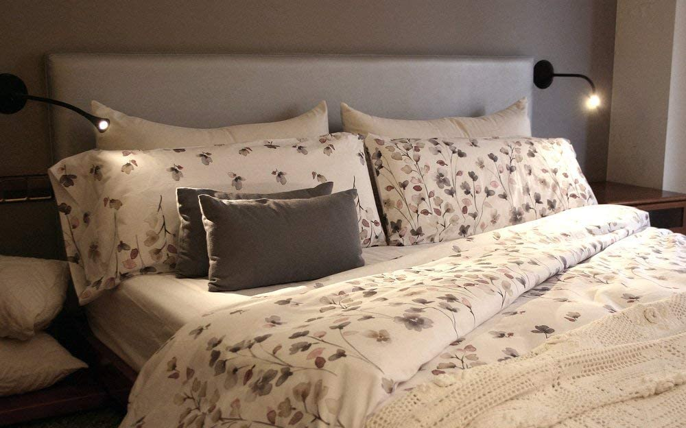 Juego de sábanas Algodón 100% JANA (para cama de 180x190/200 ...