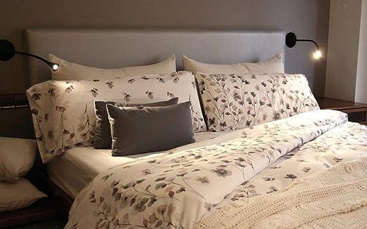 Juego de sábanas Algodón 100% JANA (para cama de 90x190/200): Amazon.es: Hogar