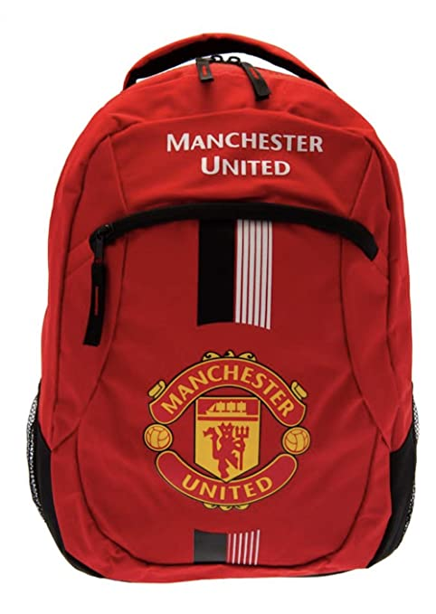 Image Unavailable. Image not available for. Color  Manchester United FC -  Authentic EPL Quality Ultra Backpack a79dd53c4d44d
