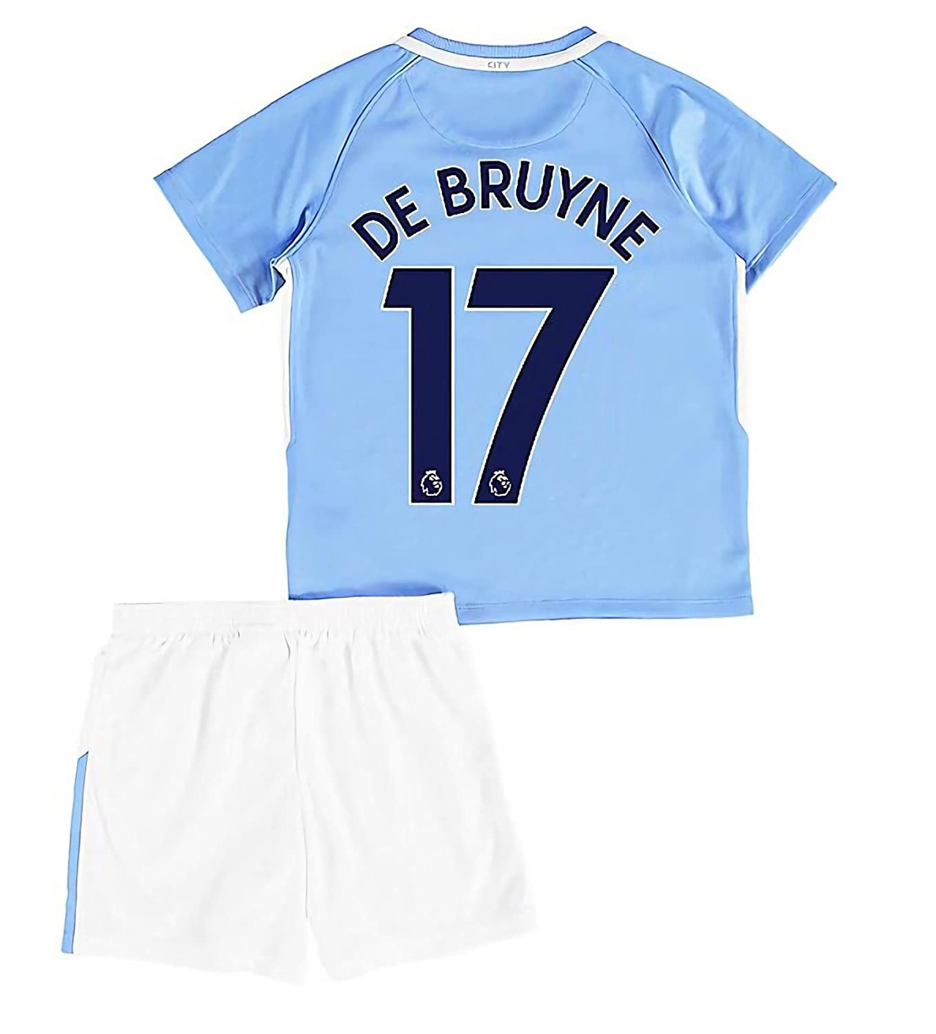 check out c3d5c 78509 2017/2018 Manchester City DE Bruyne #17 Kids/Youths Home ...