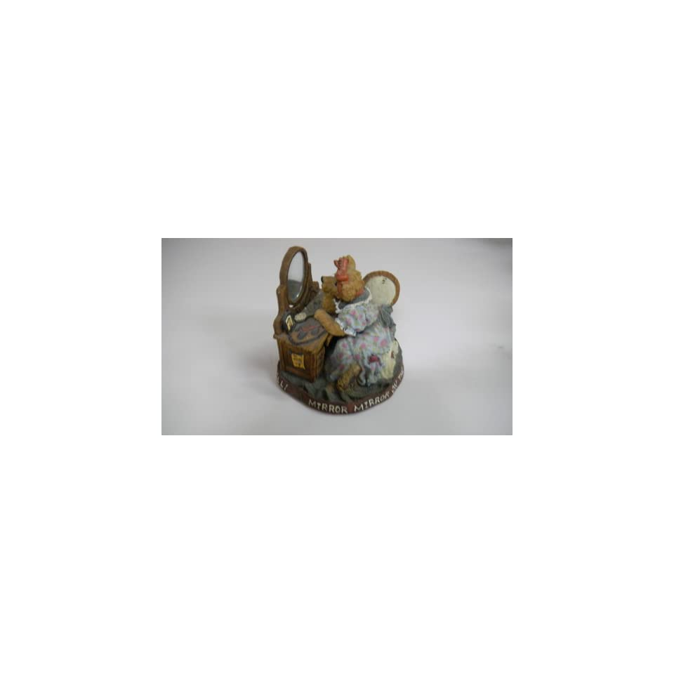 Boyds Bears & Friends The Bearstone Collection Edition 1E/1045 Style #2277803 KT Shouldaknown.I Am My Mother After All Bear Figurine Collectible