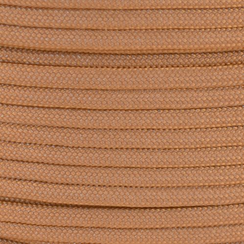 UPC 613902368163, Rothco 550-Pound Coyote Type III Commercial (50-Feet, Brown)