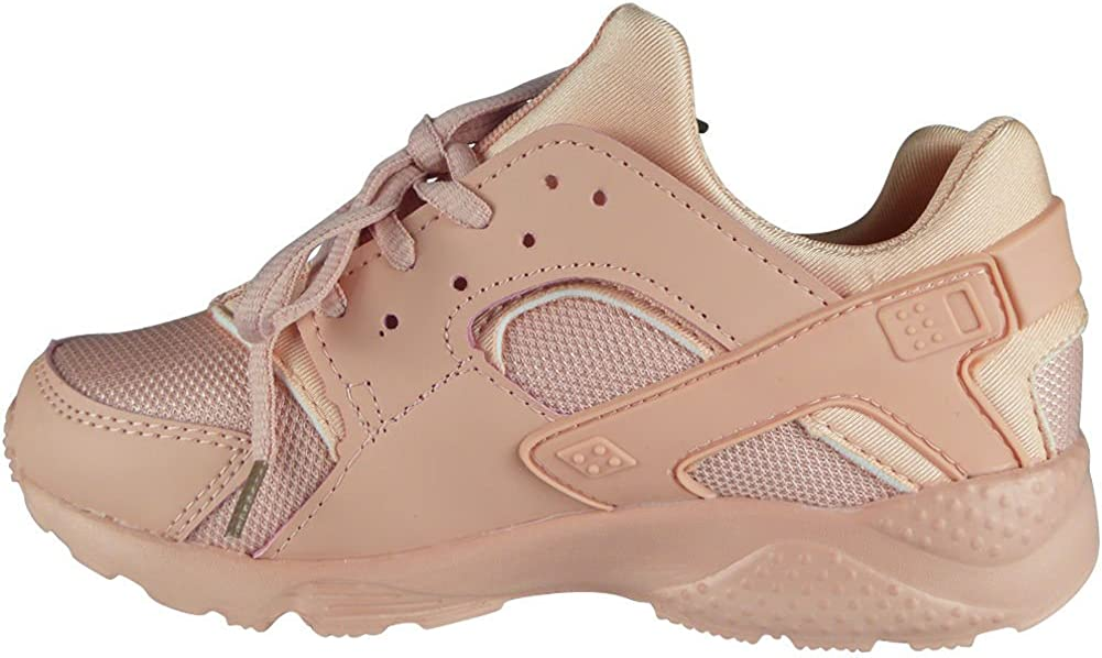 Loud Look Ladies Running Trainers Womens Fitness Gym Sports Hurache Inspired Shoes Size 3-8