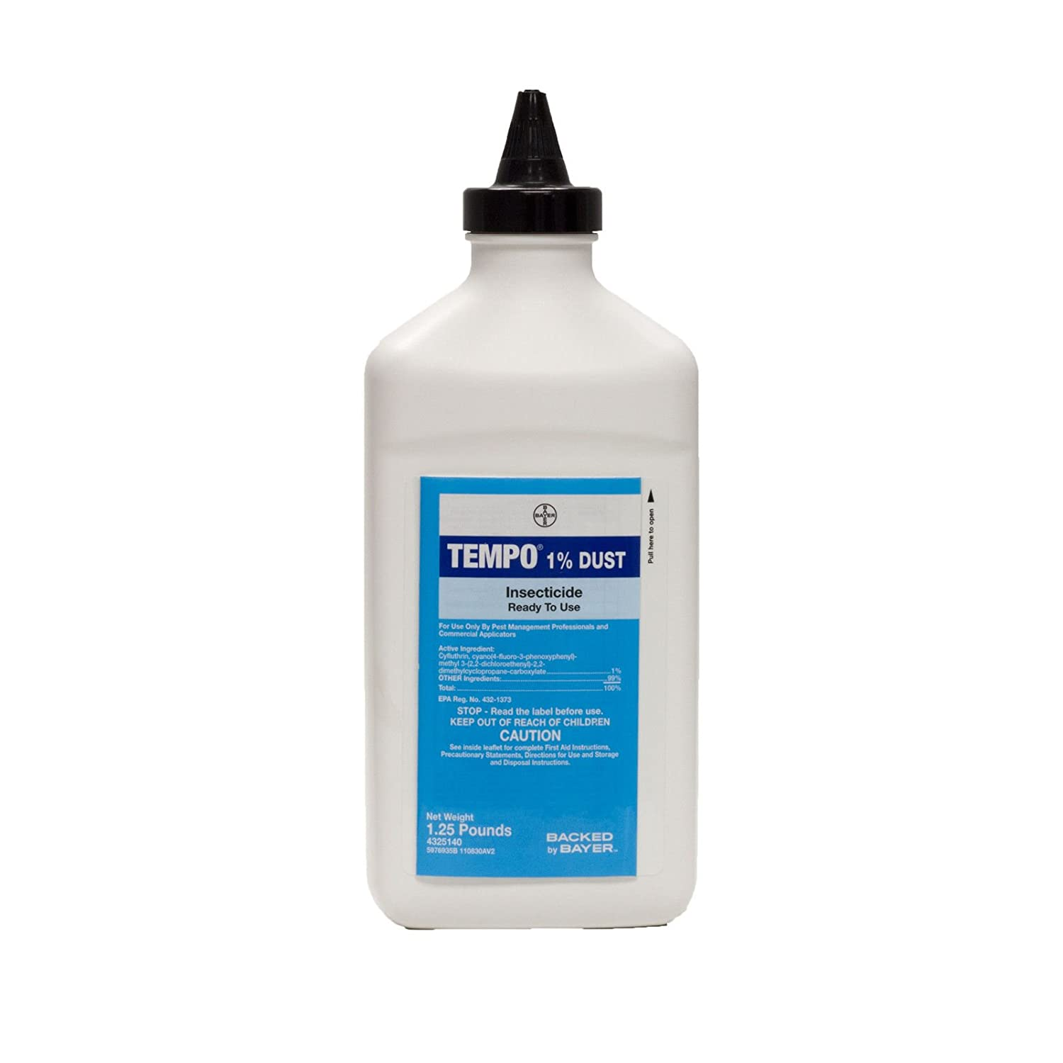 Tempo Dust Insecticide Powder Kills Bedbugs Roaches ***NOT FOR SALE TO: CA, NY, SC, CT