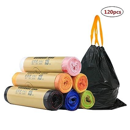Cordón plástico bolsas de basura bolsas de basura bolsas de ...