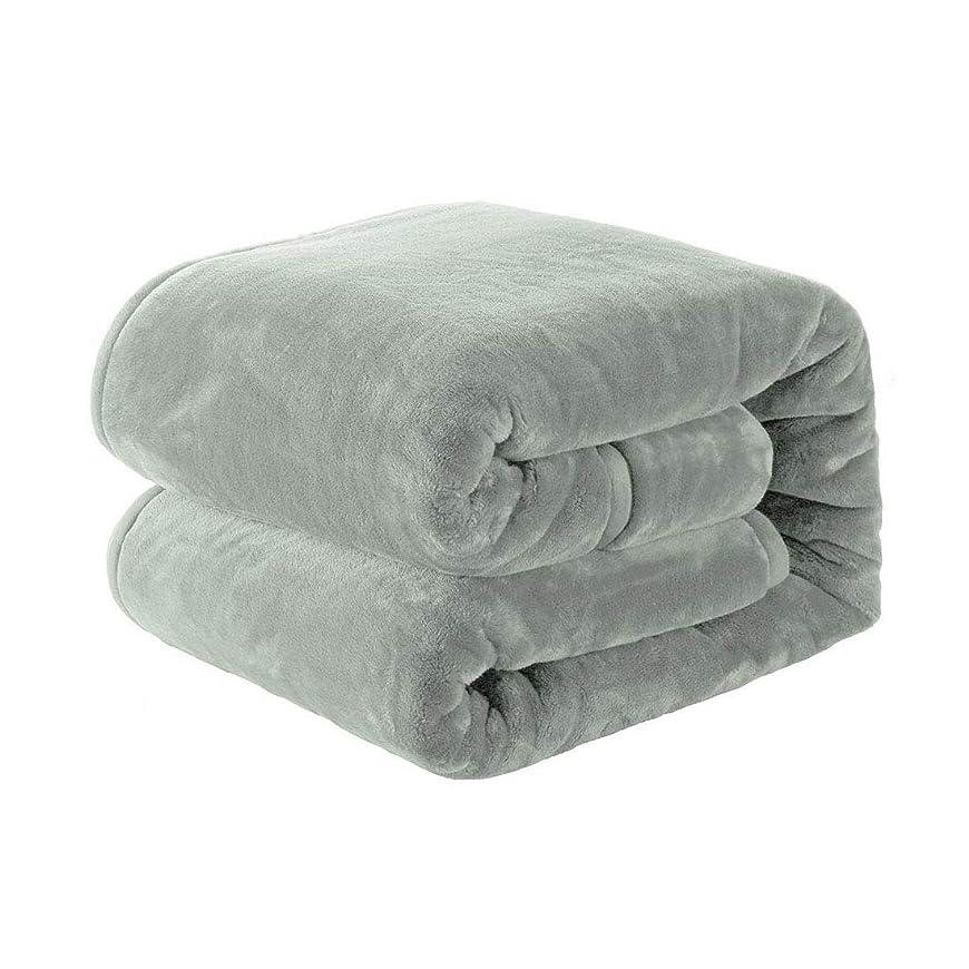 惨めな内側ジャズ西川産業 アニマルパーク柄 綿毛布 LCH0709800-M LA9200