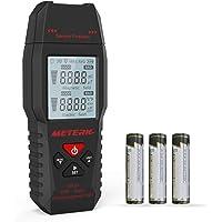 Medidor EMF, Meterk Handheld Mini Digital LCD EMF Detector de Radiación de Campo Electromagnético Dosímetro Tester…