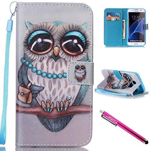 Firefish Kickstand Magnetic Protective Edge Owl