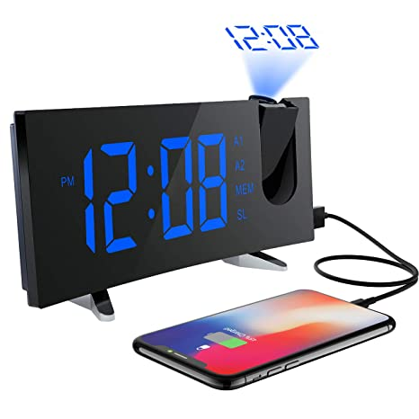 PICTEK Clock with Projection