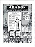 Aragon Ballroom Topics Newsletter Lawrence at the L 1935 Chicago Illinois