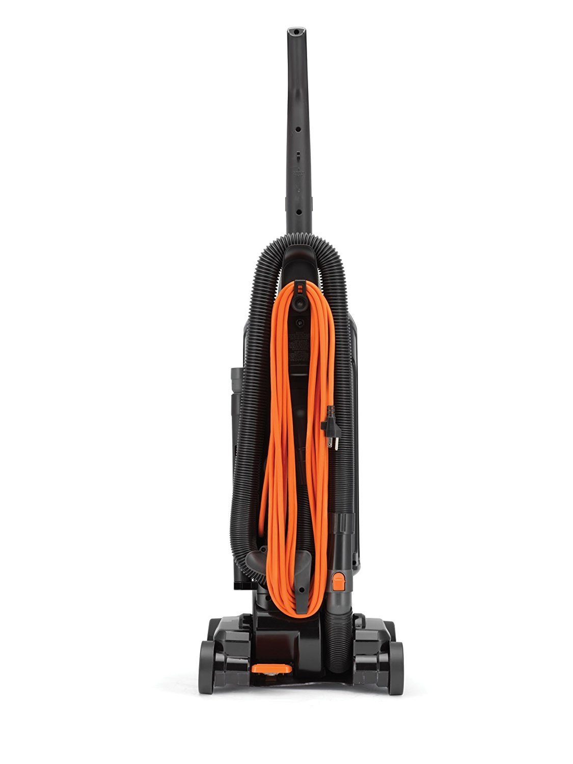 13-Inch Hoover Commercial CH53005 TaskVac Hard-Bagged Lightweight Upright Vacuum Pack of 1