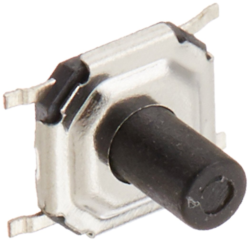 Uxcell Momentary Pushbutton Push Button Tact Tactile Switch Ltd 5 x 5mm Dragonmarts Co // Uxcell a14063000ux0255