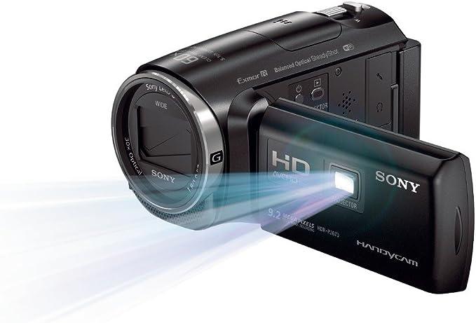 Amazon.com: Sony grabación de vídeo HD hdrpj670 PJ Handycam ...