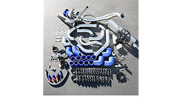 Amazon.com: For BMW 3-Series E36 High Performance 15pcs GT35 Turbo Upgrade Installation Kit: Automotive