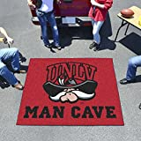 "Fan Mats Unlv Man Cave Tailgater Rug 60""X72"""