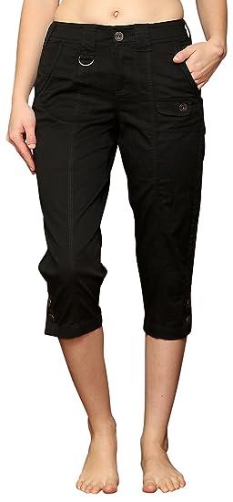 54e6cd63f15df Style   Co Women s Cargo Capri Pants