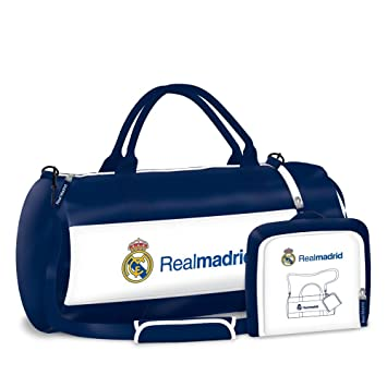 Real Madrid Sac à Sport Grand Ronaldo Benzema Poche Sportif Poche Voyage 2013 W2XhgLLvXK