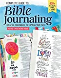 #4: Complete Guide to Bible Journaling: Creative Techniques to Express Your Faith
