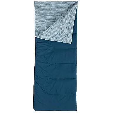 Coleman Hampton - Saco de dormir (220 x 100 cm) azul azul Talla:220 x 100 cm: Amazon.es: Deportes y aire libre