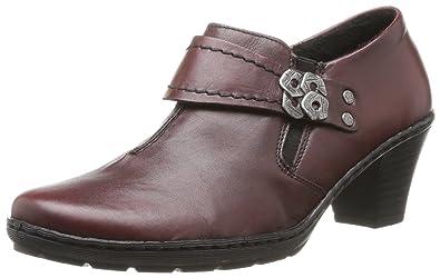 femme Rieker 4 Chaussures EU Rouge 57152 35 Medoc basses 37 rggqtO